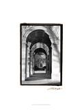 Parisian Archways I Poster by Laura Denardo
