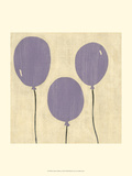 Best Friends - Balloons Plakater af Chariklia Zarris