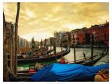 Venice in Light II Poster by Danny Head