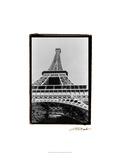Tour Eiffel Posters by Laura Denardo