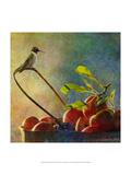 Apples and Hummer Affiches par Chris Vest
