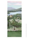Lavender Tuscany III Kunstdrucke von Victor Valla