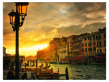 Venice in Light IV Posters av Danny Head