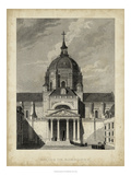 Eglise de Sorbonne Posters par A. Pugin