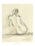 Neutral Figure Study III Posters por Ethan Harper