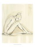 Neutral Figure Study I Kunstdrucke von Ethan Harper