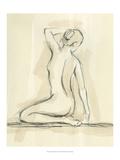 Neutral Figure Study IV Plakat av Ethan Harper