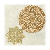 Mandarin Star I Prints by Chariklia Zarris