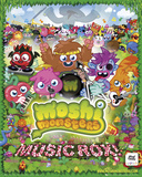 Moshi Monsters-Music Rox Poster