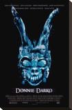 Donnie Darko Bedruckte aufgespannte Leinwand