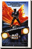 Mad Max Stretched Canvas Print