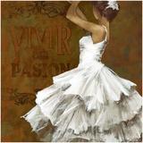 La Dance II Posters af Aimee Wilson