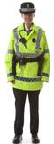 Policewoman Figura de cartón