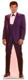Elvis-1960s Blue Suit Pappfigurer