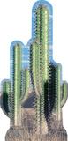Cactus Group Pappfiguren