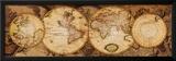 Map of the World: Nova Totius Terrarum Orbis ポスター