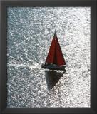 Atitude: velejar, em inglês Posters