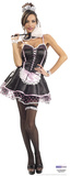 French Maid Figura de cartón
