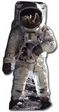 Buzz Aldrin-Astronaut Figura de cartón