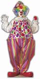 Clown Pappfigurer