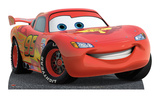 Lightning McQueen Pappfigurer
