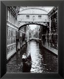 Canal de Veneza Pôsters por Cyndi Schick