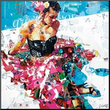 All Summer Long Mounted Print by Derek Gores