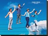 Take That Circus Bedruckte aufgespannte Leinwand