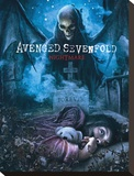 Avenged Sevenfold Nightmare Opspændt lærredstryk