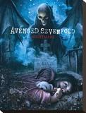 Avenged Sevenfold Nightmare Bedruckte aufgespannte Leinwand