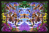 Octopus Garden Plakater af Richard Biffle