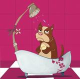 La Toilette I Posters par  Hanin