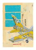 Jet No. 2 Prints by Kareem Rizk