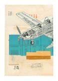 Fuselage Poster by Kareem Rizk
