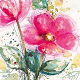 Pink Flower I Prints by Lilian Scott