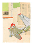 Model Plane 4 Prints by Kareem Rizk