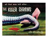 The Killer Shrews - 1959 I Impressão giclée