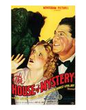 House Of Mystery - 1934 I Gicléedruk
