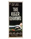The Killer Shrews - 1959 II Impressão giclée