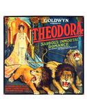 Theodora - 1919 Gicléedruk
