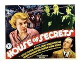 House Of Secrets - 1936 I ジクレープリント