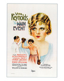The Main Event - 1927 Giclee-trykk