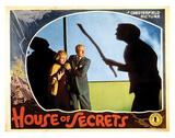 House Of Secrets - 1936 II ジクレープリント