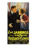 Husbands Or Lovers - 1924 II Giclee Print