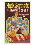 The Divorce Dodger - 1926 ジクレープリント