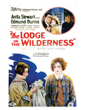The Lodge In The Wilderness - 1926 II Giclee-trykk