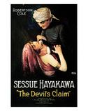 The Devil's Claim - 1920 Impressão giclée
