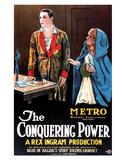 The Conquering Power - 1921 Impressão giclée