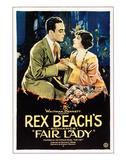 Fair Lady - 1922 ジクレープリント