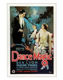 Dance Magic - 1927 Impressão giclée